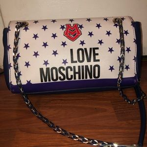 Moschino Love bag (NEW LISTING)